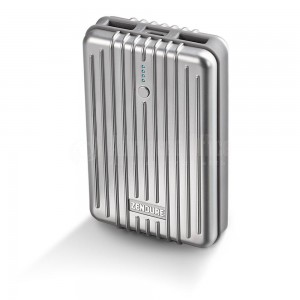 Power Bank ZENDURE A3 10 000 mAh 3.7V/37.0Wh, 2 USB 5V/2.1A avec câble Micro USB, Gris