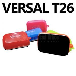 Mini Brosse Ecolier VERSAL T26 en Plastique pour Ardoise Magique