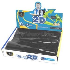 Protège cahier 2D VERTEX VS-212 Gris