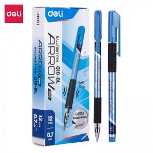 Stylo Roller DELI Q204 20 Touch 0.7 Noir