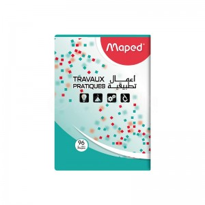 Cahier TP MAPED A4 Pique 96 Pages