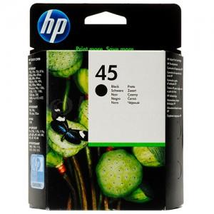 Cartouche HP 45 Noir 42ml pour Deskjet 1125/980/1100/1120/1280/1600/855/870
