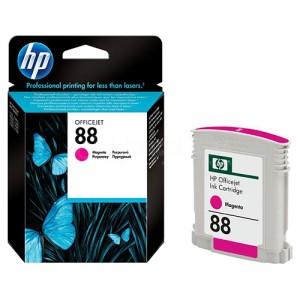 Cartouche HP 88 Magenta pour Officejet K550/K5400/K8600/L7590/L7680/L7780/L7480