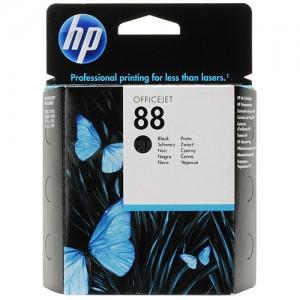 Cartouche HP 88 Noir pour Officejet K550/K5400/K8600/L7590/L7680/L7780/L7480