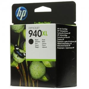 Cartouche HP 940XL Noir pour Officejet Pro 8000/8500 series/ 8500A series 2200 pages