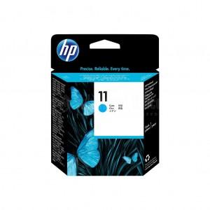 Tête d'impression HP 11 cyan pour 2200