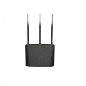 Modem Routeur VDSL2+/ADSL2+ D-Link DSL-2877 Dual band AC750, 4 Ports LAN/WAN, USB 2.0