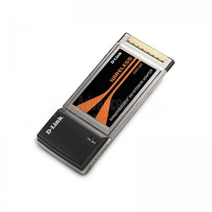 Carte PCMCIA Wifi D-LINK 108Mbps (802.11n)