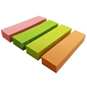 Page marker adhésifs 3E 4 couleurs
