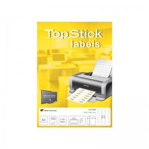 Rame autocollants TOP STICK 400 étiquettes
