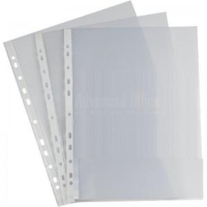 Paquet de 5 pochette plastique protège-revues ESSELTE 105 Mic
