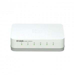 Switch D-LINK 5 ports RJ45 10/100Mbps unmanaged