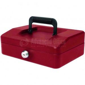 Caisse à monnaie HELIX 15 Cm Rouge
