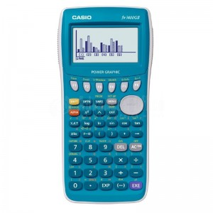 Calculatrice Graphique CASIO FX-7400GII, 8 Lignes, 396 Fonctions