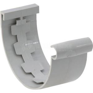 Jonction PVC GM Gris