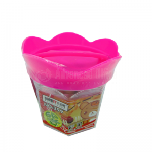 """Pot de Pâte à Modeler BIMEX """"Fleur"""" 12 couleurs"""