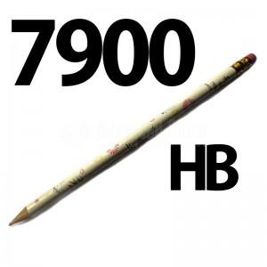 Crayon noir NOVA HB Rond