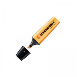 Marqueur fluorescent STABILO Boss Coupé Orange