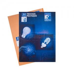 Cahier TP EL HILLAL A4 Pique 64 Pages