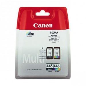 Pack de cartouche PG445/CL446 pour CANON Pixma IP2840/MG2440