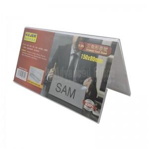 Présentoir carte KEJEA Tiangle Card Stand 150 x 80mm