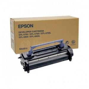 Toner EPSON noir pour imprimantes EPL 5700/5800