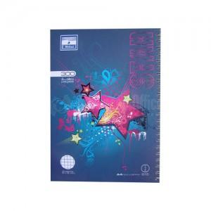 Note book  EL HILLAL 300 pages 5*5 A4 GF
