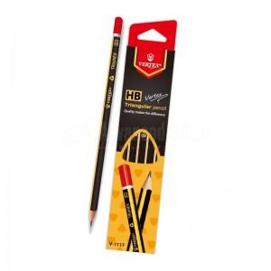 Crayon VERTEX noir Trianex