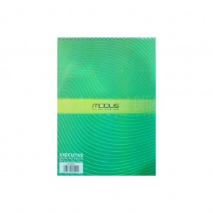 Bloc notes à Spirale MODUS A4 Ligné
