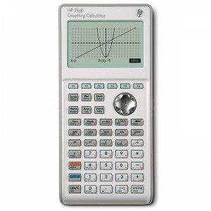 Calculatrice graphique HP 39 GII