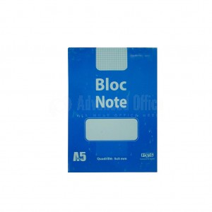 Bloc notes FABS A5 Simple