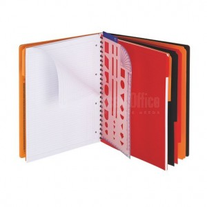 Bloc notes OXFORD ManagerBook A4 160 pages