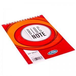 Bloc notes à Spiral EXCELLES A5 80 Pages