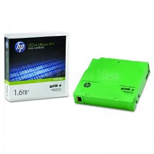 Cassette de donneés HP Ultrium LTO4 1.6TB RW