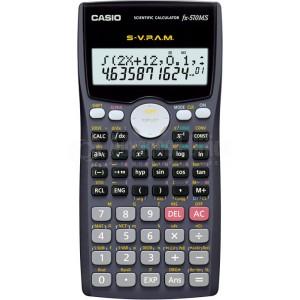 Calculatrice CASIO FX-570MS scientifique 401 fonctions