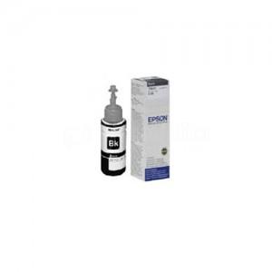 Bouteille d'encre EPSON T6641 Noir pour ITS  L110/ L130/ L210/ L220/ L300/ L355/ L365/ L1300