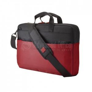 """Sacoche pour Laptop HP Duotone BriefCase Bicolore 15.6 """" Rouge"""