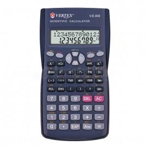 Calculatrice Scientifique VERTEX V.S-303, 240 Fonctiones(10 chiffres + 2 exposants)