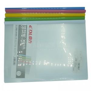 Chemise Slide DINGLI DL5001 A4 avec Baguette relido 5mm couleurs associes pour Exposé