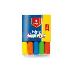 Pâte à Modeler VERTEX 5 couleurs