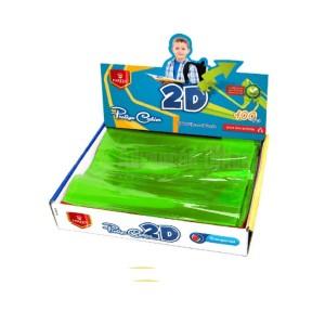 Protège cahier 2D VERTEX VS-212  Vert