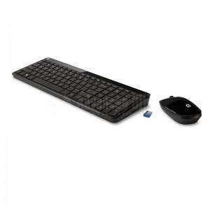 Kit Clavier souris sans fil HP Qwerty