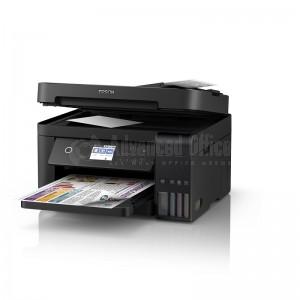 Imprimante Multifonction Jet d'encre EPSON EcoTank ITS L6170, Couleur, A4, 33ppm/20ppm, Recto-verso, USB, Réseau, Wifi