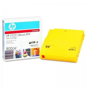 Cassette de donneés HP Ultrium LTO3 800Go
