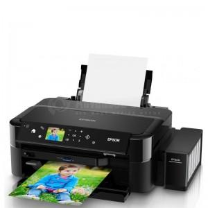 Imprimante photo EPSON ITS L810, couleur, A4, 5ppm/ 4.8ppm, carte SD, USB