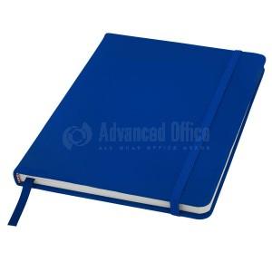 Notebook A5 Bleu avec Bande élastique