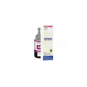 Bouteille d'encre EPSON T6733 Magenta pour ITS L800/L1800/L810/L850
