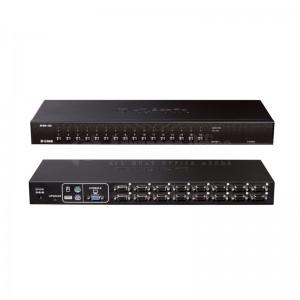 Switch KVM 16 ports D-LINK DKVM-16