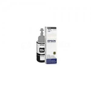 Bouteille d'encre EPSON T6731 Noir pour ITS L800/L1800/L810/L850