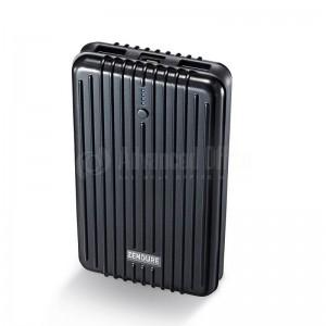 Power Bank ZENDURE A5 16 750 mAh 3.7V/62.0Wh, 2 USB 5V/2.1A avec câble Micro USB, Noir